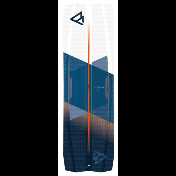 Brunotti Early Bird Twintip Lightwind Kiteboard