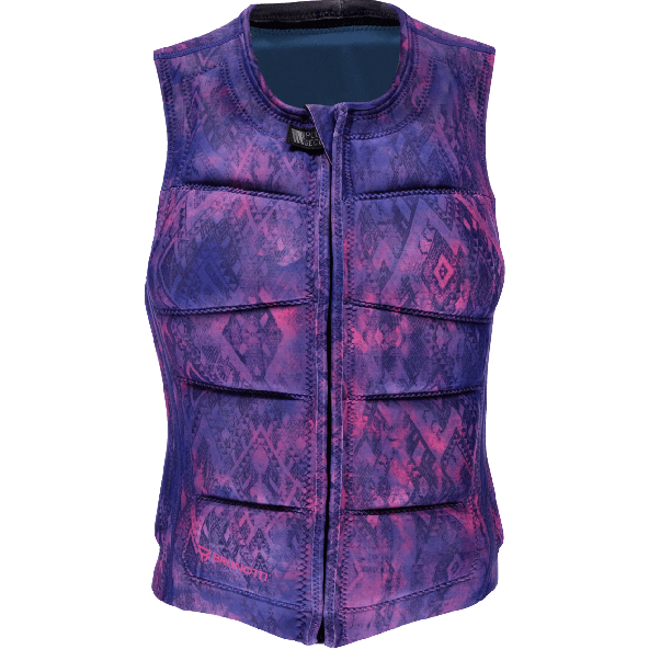 Brunotti Faded dame Wake Impact vest Purple