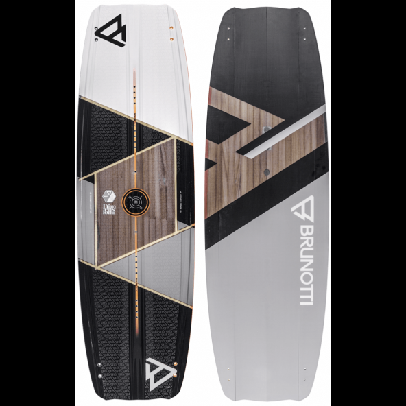 Brunotti Dimension Freeride/Freestyle Twintip Kiteboard