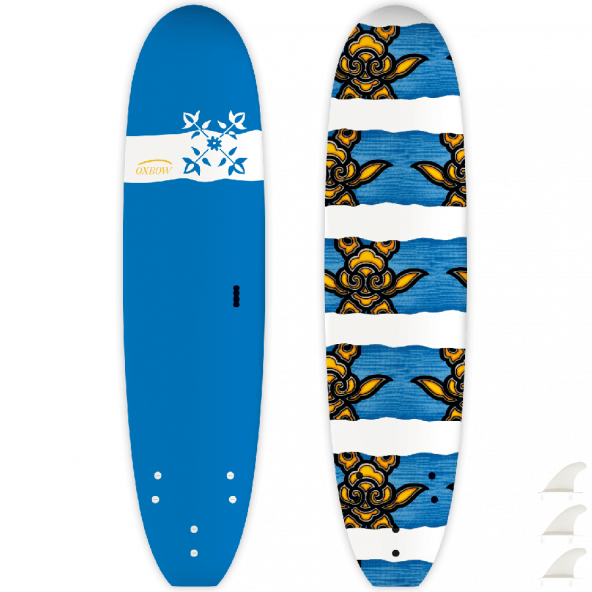 OXBOW CHINADOG  8'0 Super Magnum Softboard Surfboard