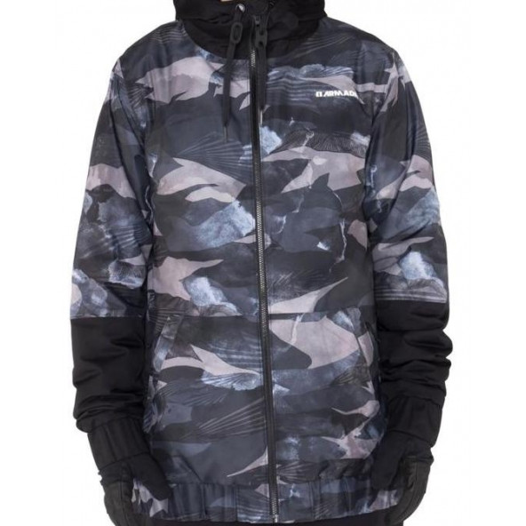 Armada Baxter Insulated Jacket - Grå Camo