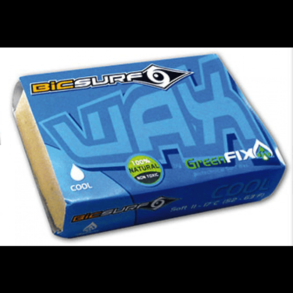 BIC Surf Wax Bio Cool