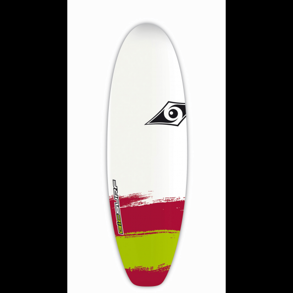 BIC PAINT Shortboard 5'6 Softboard Surfboard