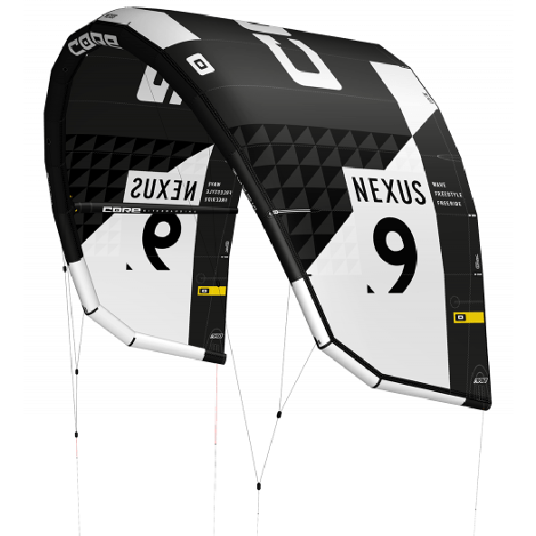 Core Nexus2 Wave+/Freestyle/Freeride Kite, Tilvælg kiteboard