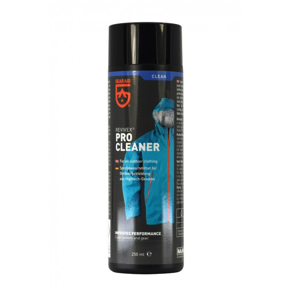 Gear Aid Revivex Synthetic Fabric Pro Cleaner - 250ml
