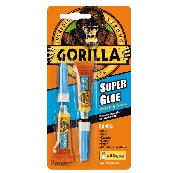 Gorilla Tape Super Glue