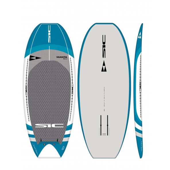 SIC Manta 6'0 x 28.5 (SL) SUP / Surf / Wing Foil Board