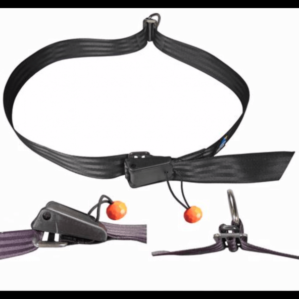 North Water Quick Release Chest Harness Belt