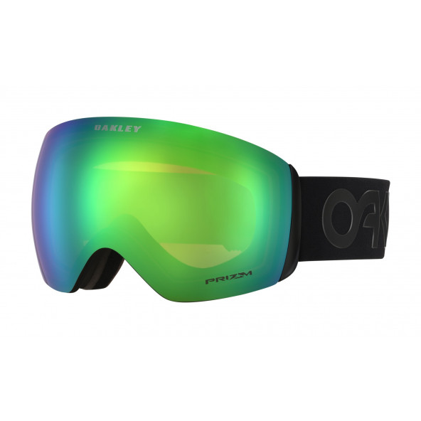 Oakley Flight Deck - Blackout - Prizm Jade