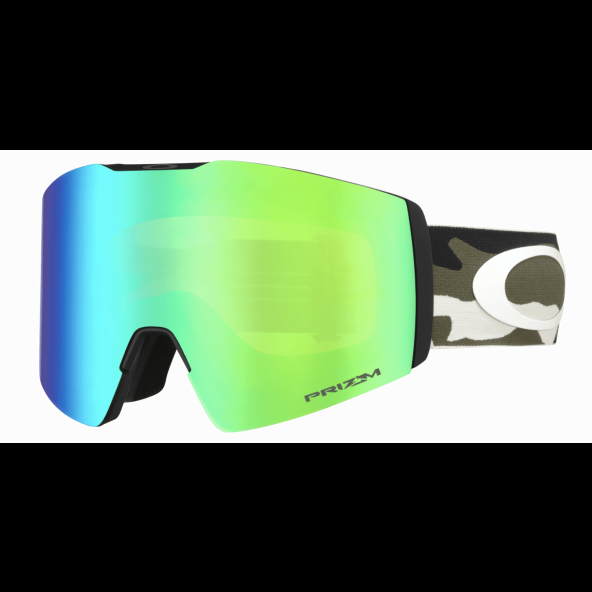 Oakley Fall Line XL - Dark Brush Camo - Prizm Jade