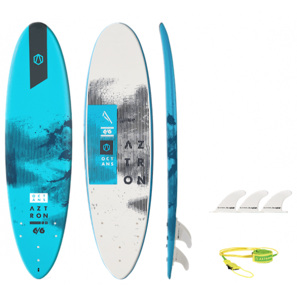 Aztron Octans 6'6 Allround Wave Softdeck Surfboard