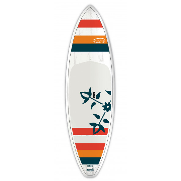 OXBOW Peak Wave 8'2x28 RWB SUP Stand Up Padler