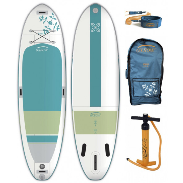 OXBOW Play Oppustelig 10'6 x 34 Allround Wind SUP AIR